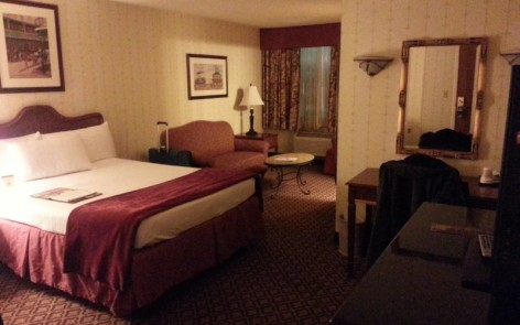CES 2014 brought to you from the luxurious Orleans Deluxe room!
